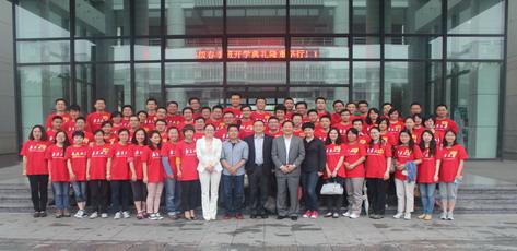 南京大学研究生院副院长朱易然教授